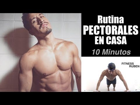 best 25+ ejercicios pectorales en casa ideas on pinterest