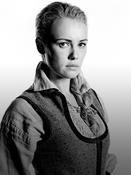 - STARZ - Black Sails - A STARZ Original Series - Eleanor Guthrie played by Hannah New