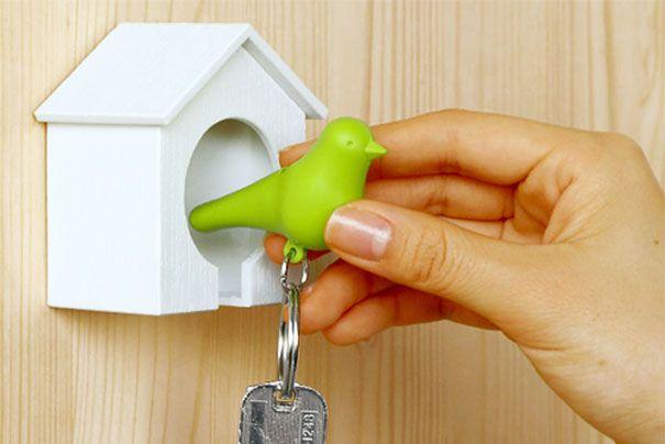 20 porte clés et boîtes à clés originaux   20 porte cles boite a clef originaux nichoir 3