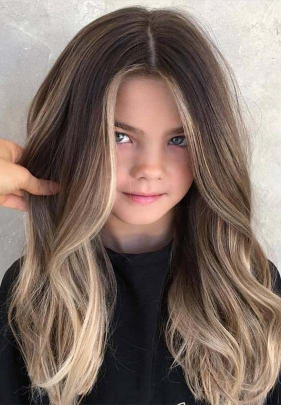Graceful Long Hairstyles Ideas for Teenage Girls in 2019 ...