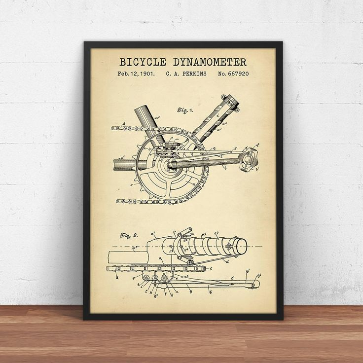 The 25 best blueprint art ideas on pinterest blueprint font us bicycle dynamometer patent print bicycle poster printable digital download blueprint art bicycle print malvernweather Choice Image