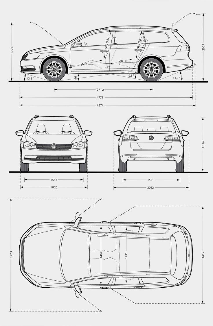 Dimension Golf 7. volkswagen golf interior dimensions