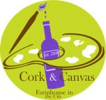 Cork & Canvas -- Historic Roswell Location  1094 Green Street  Roswell, GA --- http://corkcanvas.com