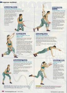Express Workout 001