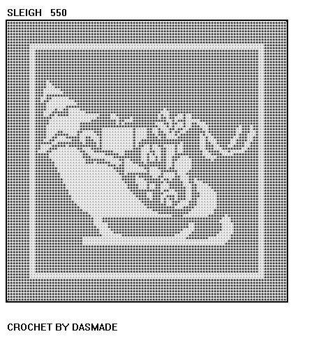 Free Filet Crochet Doily Patterns Filet Crochet Pattern Afghan Doily 550