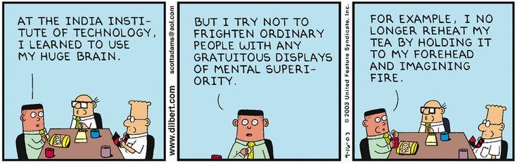 Dilbert Comic Strip on 2003-09-16 | Dilbert by Scott Adams
