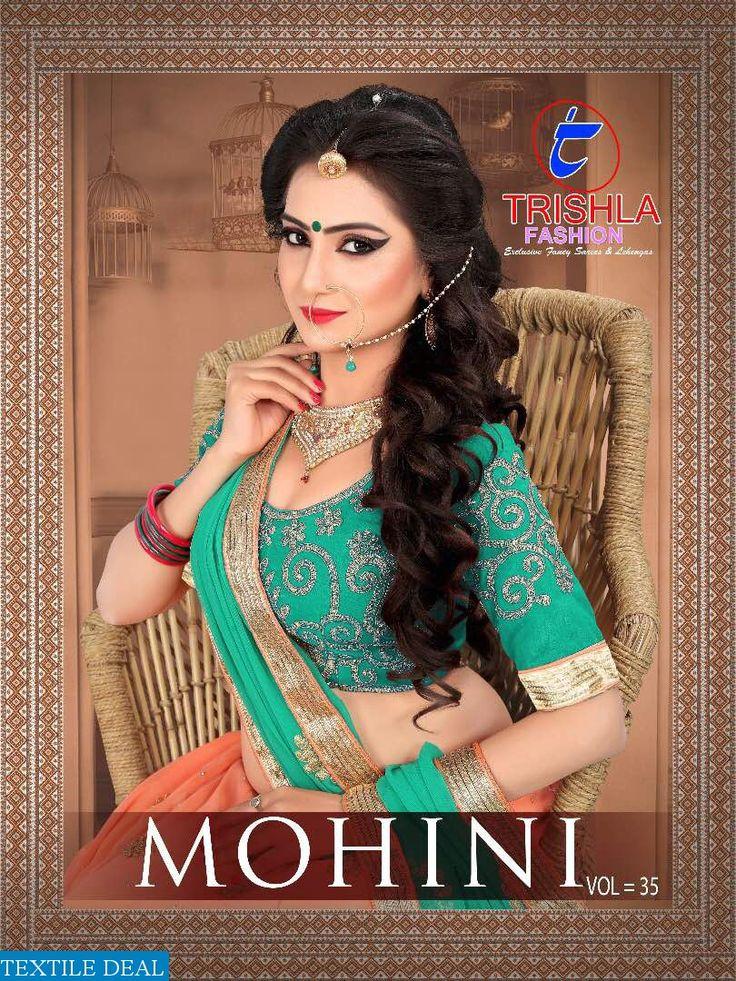 Shop Now Trishla Mohini Wholesales Lehenga Choli catalogs Collection #TextileDeal #LehengaCholi #WomensClothing