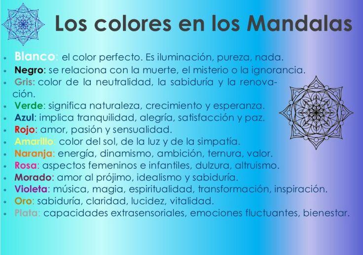 significado colores mandalas happyzen.es