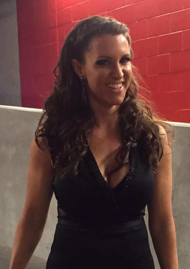 "Stephanie McMahon on Twitter: ""On my way to announce the ..."