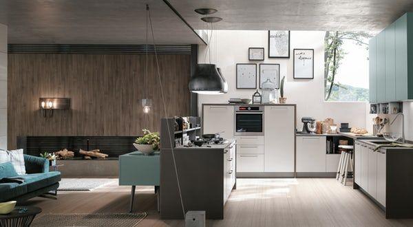 Oltre 25 fantastiche idee su cucine moderne su pinterest progettazione di una cucina moderna - Cucine italiane design ...