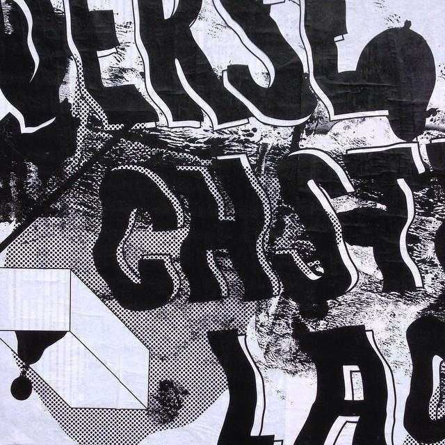 geotypografika: Detail of a new Ficciones Typografika featuring Jan Rappel.