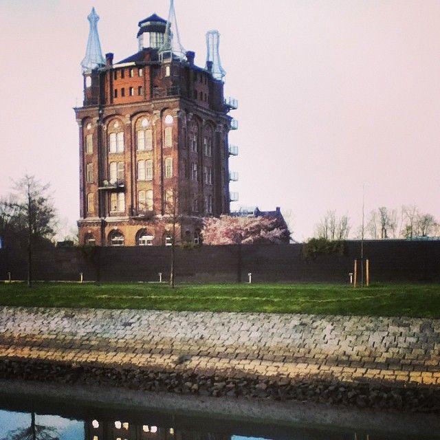 Villa Augustus Dordrecht Mooi hotel, prima restaurant en geweldige moestuin, aanrader!