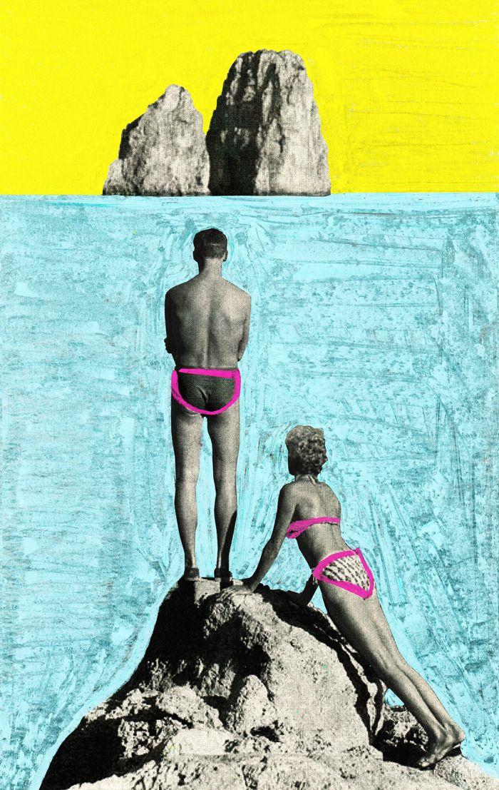 YCN | Talent | New Talent | Joe Cruz's juxtaposing illustrations