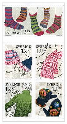 New swedish stamps