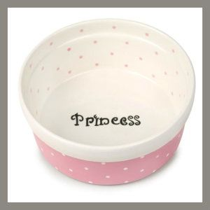 Ceramic Cat Bowls Pet Studio Polka Dot Dish – Pink/Princess Your little princess will be very happy with her retro style dish. It is made of ceramic and heavy enough not to tip over. It measures 5-inch diameter. http://theceramicchefknives.com/ceramic-cat-bowls/ WETNoz, WETNoz Zen Pill-Shaped Ceramic Pet Bowl