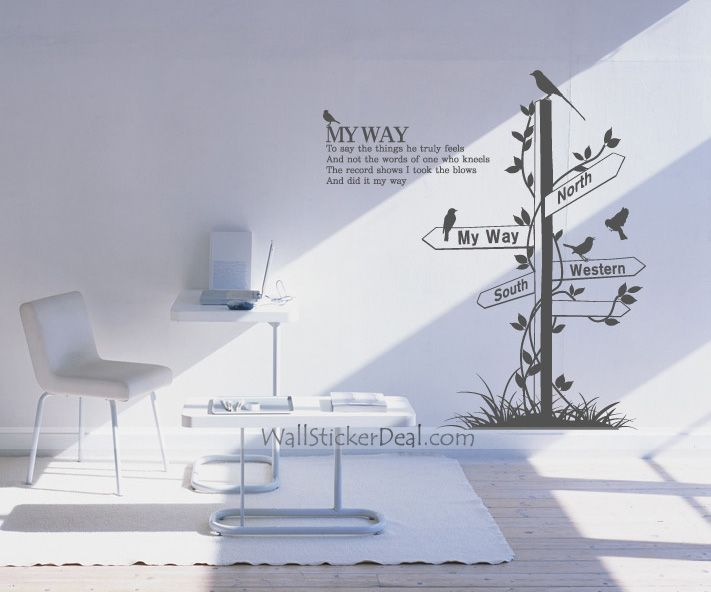 41 best urban wall stickers images on Pinterest   Wall ...