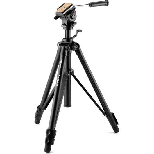 Velbon DV-7000N VIDEO Tripod Value for money. Quality you can rely upon. Velbon DV-7000N to the rescue.