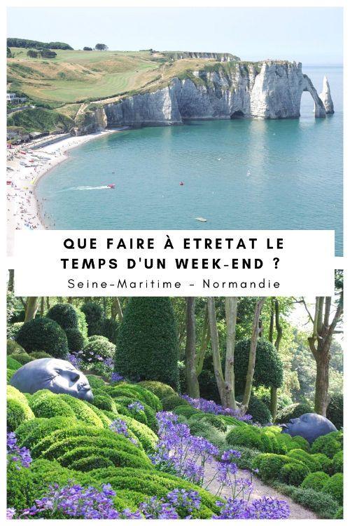 visite france week end
