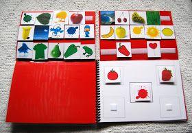 El baúl de A.L: El libro de los colores.