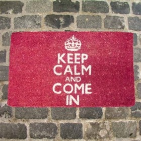 keep calm and come in :)