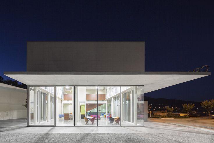 Galeria de Centro De Artes Nadir Afonso / Louise Braverman - 6