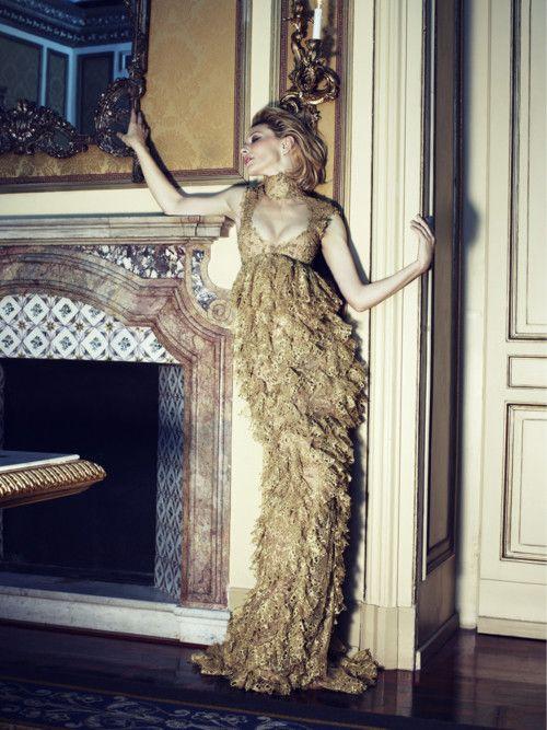 Cate Blanchett: Grand Designs - Bazaar UK by Alexi Lubomirski, April 2012