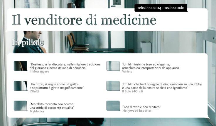 """La stampa applaude """"Il venditore di medicine"""" di Antonio Morabito"""