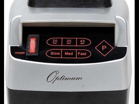 Unboxing Optimum 9200A