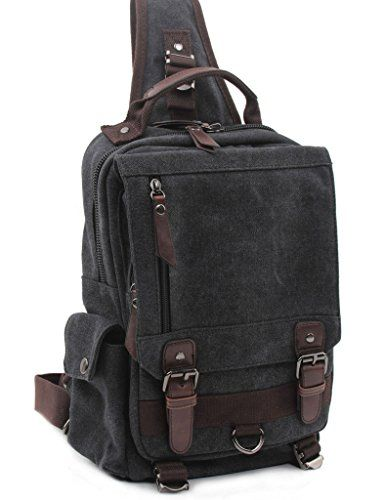 Leaper Canvas Message Sling Bag Outdoor Cross Body Bag for Mens #bag http://www.allbodybag.com/leaper-canvas-message-sling-bag-outdoor-cross-body-bag-for-mens-2/  Leaper Canvas Message Sling Bag Outdoor Cross Body Bag for Mens About Leaper    For more than 15 years, Leaper is specialized in creating various backpacks to satisfy with every customers need.    The products include Laptop bags, casual backpack, daypack, travel bag, outdoor bag, school backpack, rucksacks, and toiletry ba..