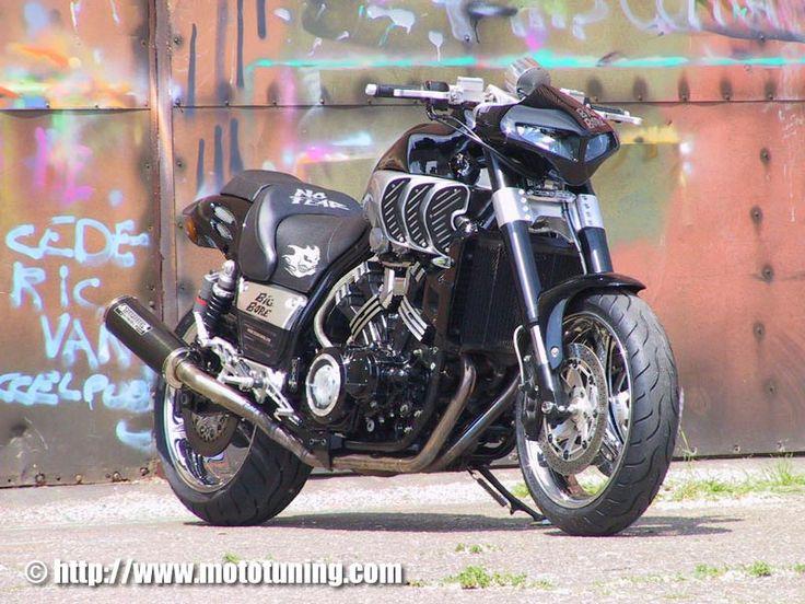 Yamaha Vmax   Bing Images