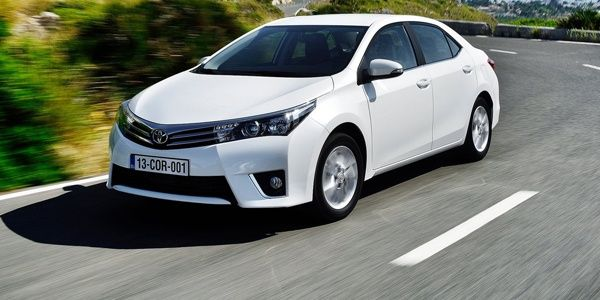 2014 Toyota Corolla: First Review
