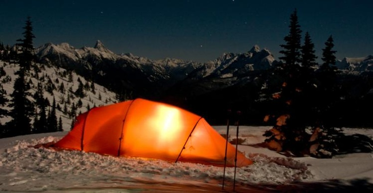 Winter Camping in Chilliwack - Image Copyright Tim Epp - Eppic Photography #hiking #camping #winter