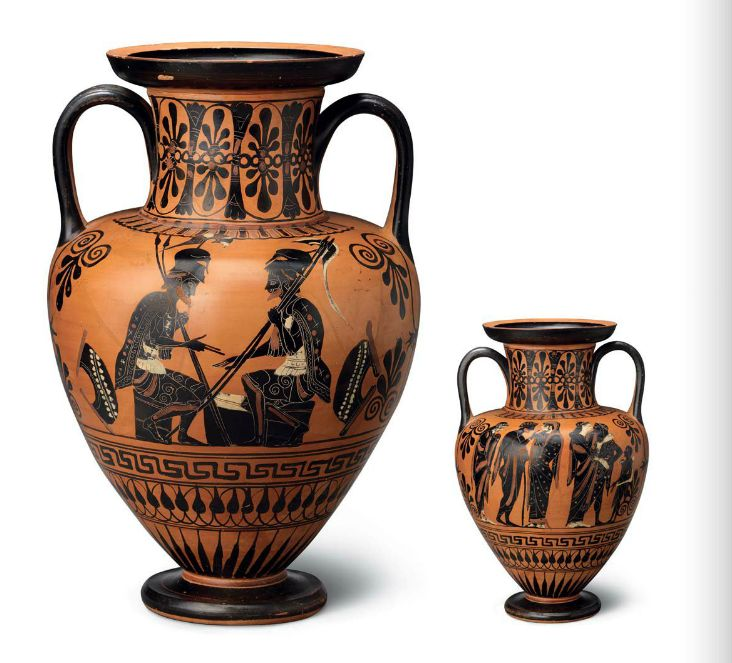 the greeks and achilles Get an answer for 'why does achilles refuse to fight for the greeks when agamemnon takes briseis is it love of briseis honor pride ' and find homework help for.