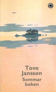 Tove Jansson's artwork for The Summer Book, at Caustic Cover Critic.