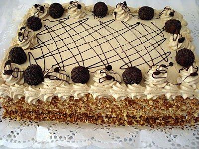 Hoy vamos a enseñarles como hacer una riquisima torta moka ! Esta es una de las tortas mas ricas que conozco! ideal para la merienda! PREPARACION: 1. Batir los huevos con el azucar durante 15 minut...