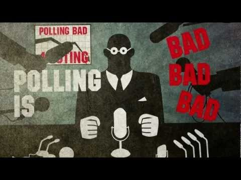 How Political Polls Work: Civics in a Minute #VIDEO