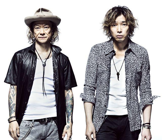 MANNISH BOYS(斉藤和義×中村達也)