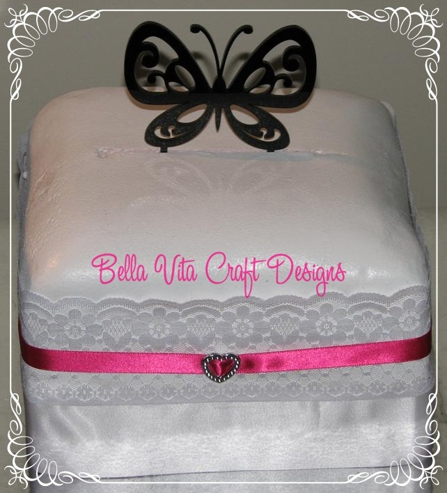 Cake toppers  from Bella Vita Craft Designs