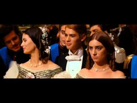 "Luchino Visconti's 1963 classic ""Il Gattopardo"" (The Leopard) - YouTube"