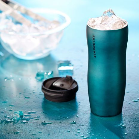 would LOVE 2 of these in a manly color and any other color haha. From starbucks. These are the BEST travel mugs!