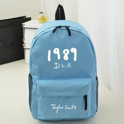 taylor swift 1989 dlx luminous backpacks for girls or boys – Cool fashion backpack, school bags shopping online