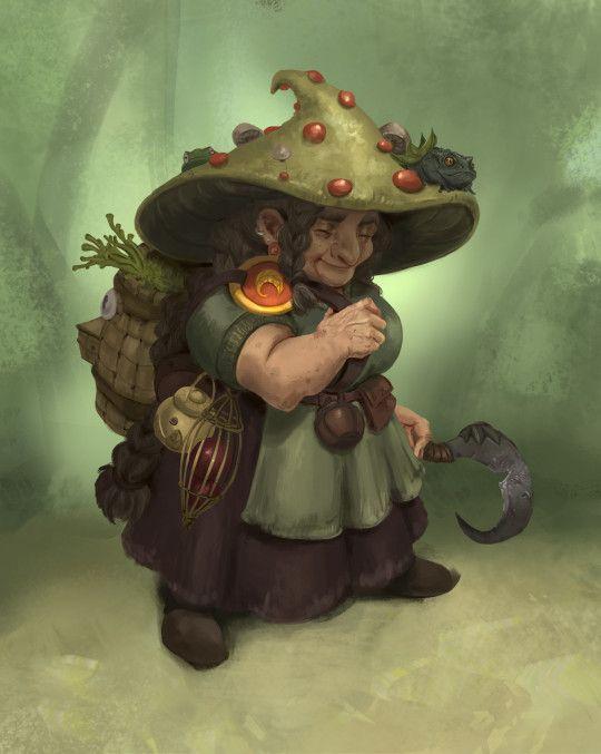 Dwarf age 5e