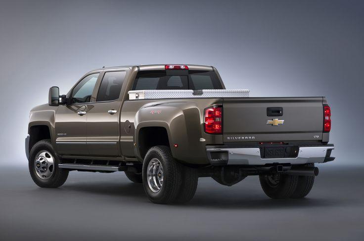 2015 chevy truck   2015 Chevrolet Silverado HD, 2015 GMC Sierra HD Photo Gallery
