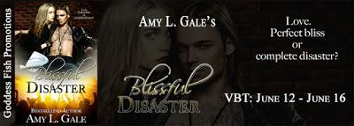 EskieMama & Dragon Lady Reads: VBT w/Giveaway: Blissful Disaster by Amy L. Gale
