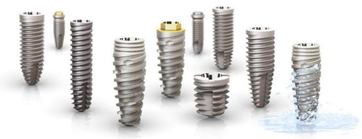 Sistemul de implanturi dentare Neodent