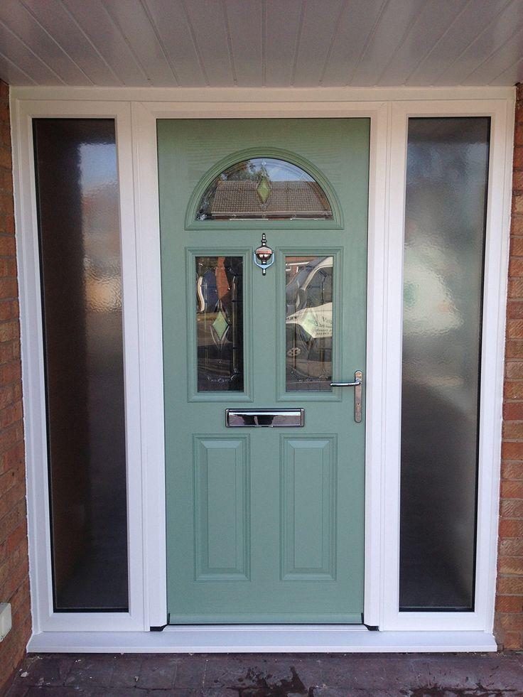 Exterior Doors Double Glazed