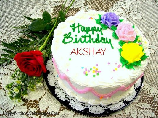 Cake Images With Name Akshay : 1000+ ideas about Cake Images on Pinterest 16 Birthday ...
