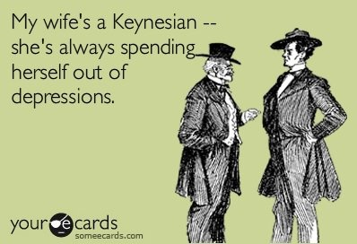 Domestic Keynesian economics