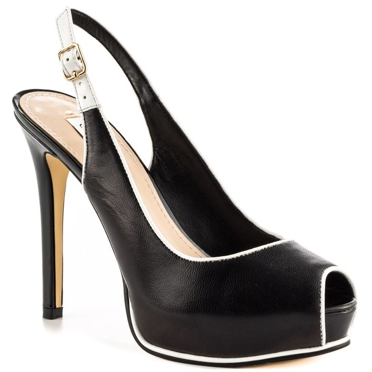 Guess Footwear - Huela Price: $100 Heat up your look in this polished pump  by