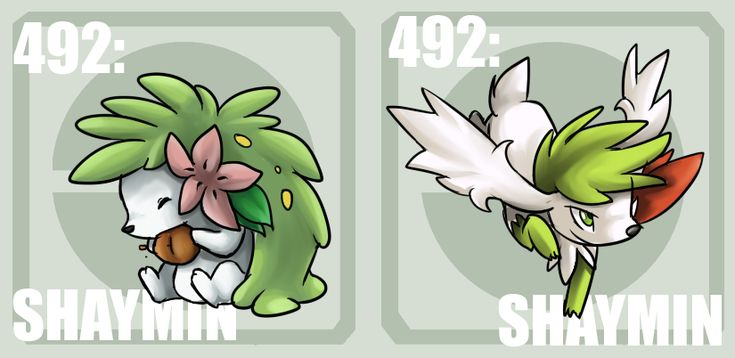 #492 Shaymin and Sky ShayminPokemon Gijinka Male, Legendary Pokemon, Pokemon Illustration, Favorite Animal, Female Link, Pokemon Gijinka Female, Keishinka Gijinka, 492 Shaymin, Sky Shaymin